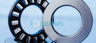 Упорные цилиндрические роликоподшипники